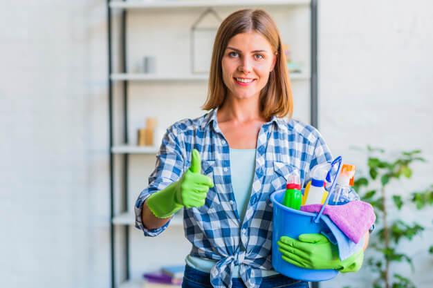 Уборка в домах и коттеджах
