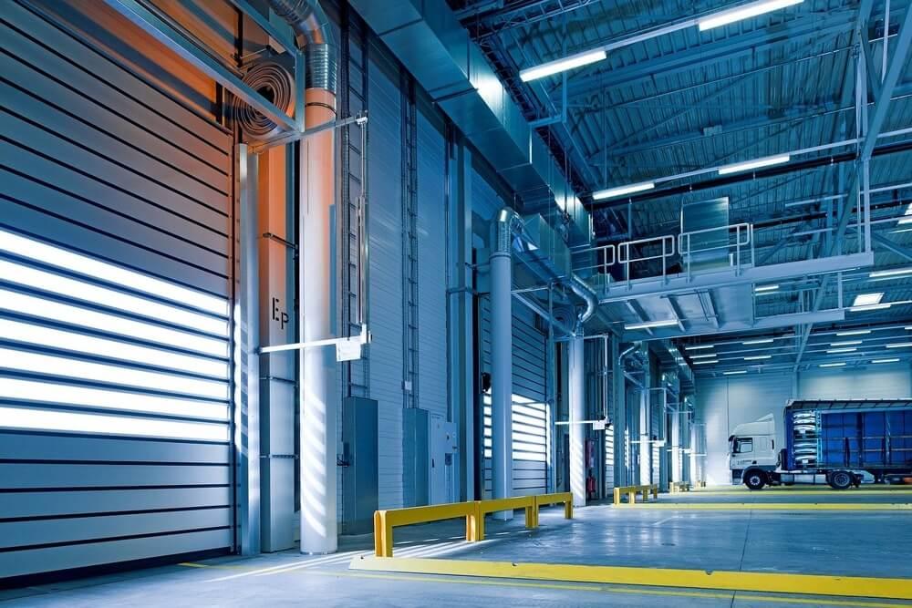 Уборка складских и производственных комплексов