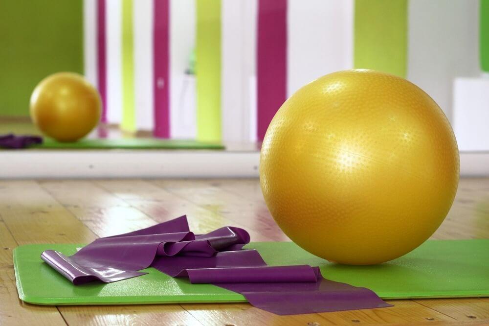 Уборка спортивных залов и фитнес-центров