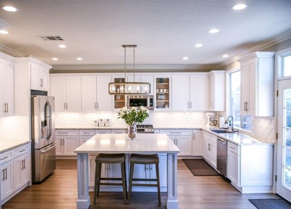 Уборка кухни