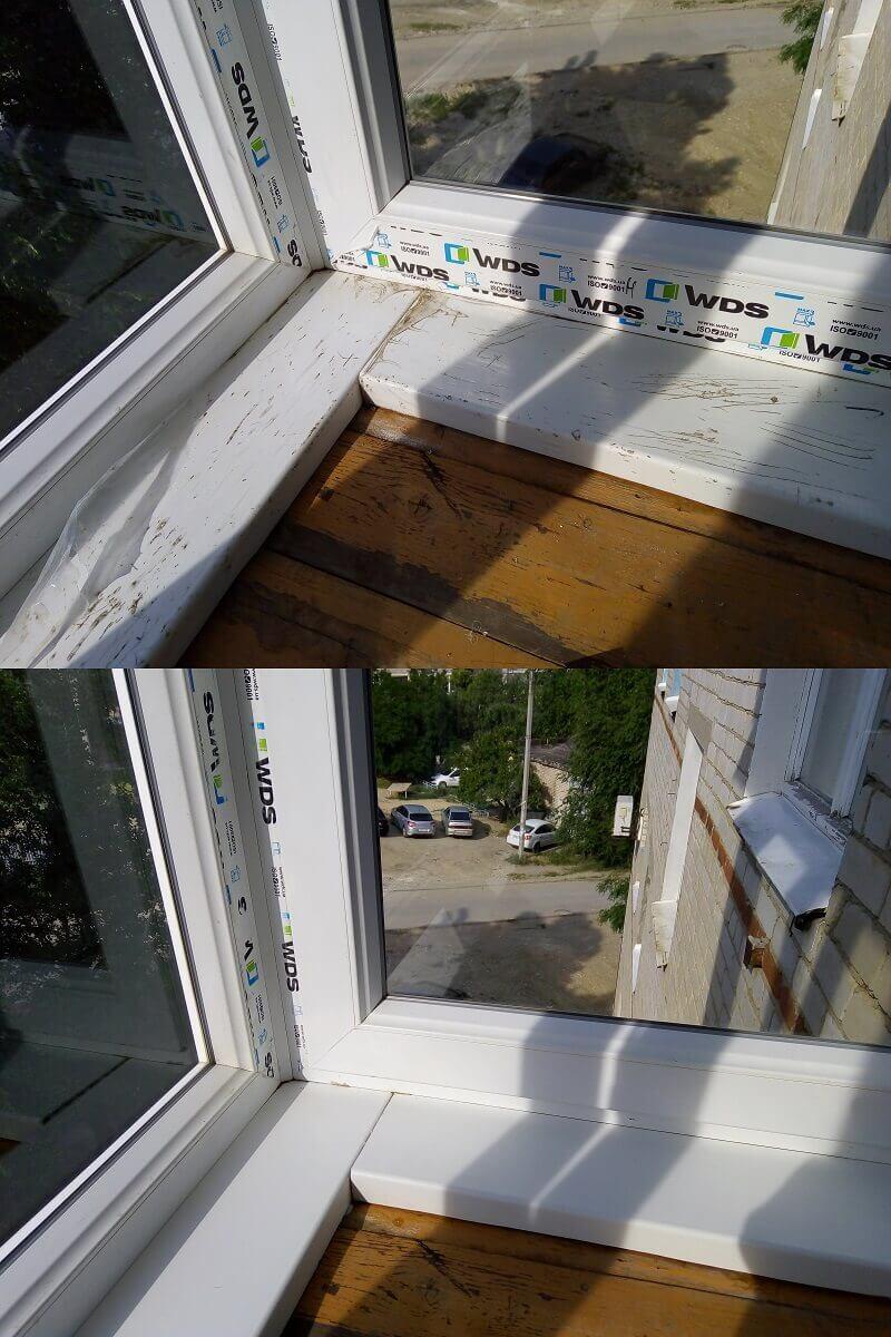 Уборка после ремонта в Волгограде